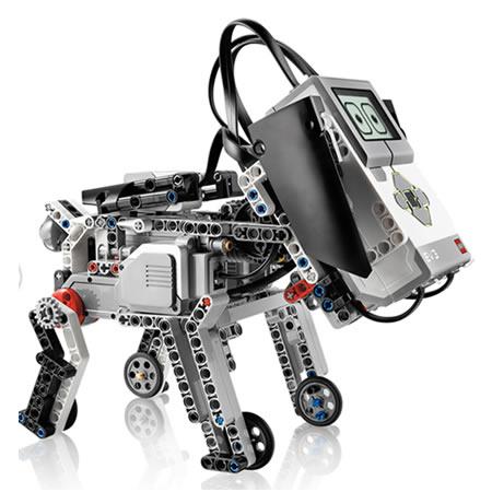 Onze opdrachtgevers Lego nieuwe mindstorms, EV3 robot versie puppy hond