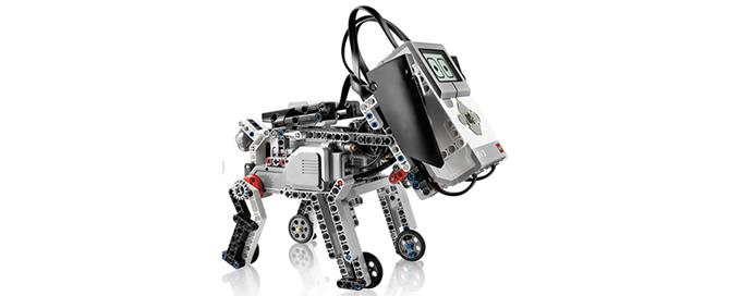Ben je klaar om je robot te programmeren? Lego Mindstorms EV3 robots komt eraan