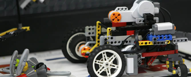 First Lego League succesvol in Limburg