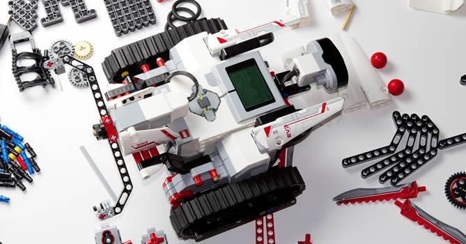 Lego mindstorms middelbare school