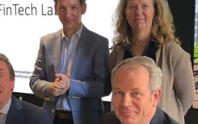 Het AI for FinTech Lab van TU Delft en ING