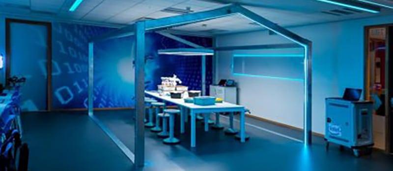Amstelveen College en HP openen medialab