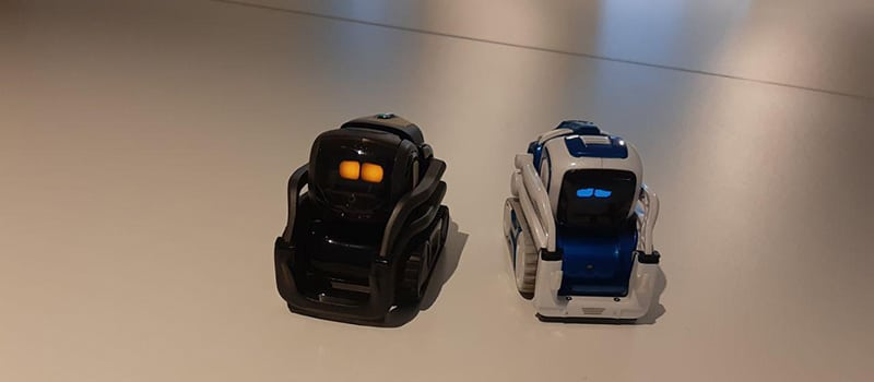Anki is failliet, geen Vector en Cozmo meer