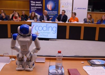 NAO voor Annual Coding Conference