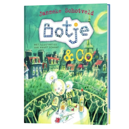 Botje & Co - Janneke Schotveld, boeken over robots en technologie