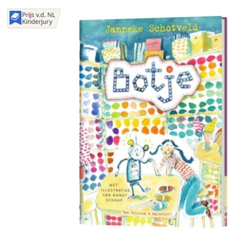 Botje - Janneke Schotveld, boeken over robots en technologie
