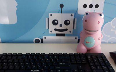 Recensie Cognitoys Dino Robot