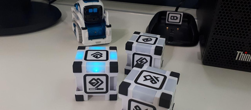 Anki overgenomen door Digital Dream Labs – Cozmo en Vector komen terug!