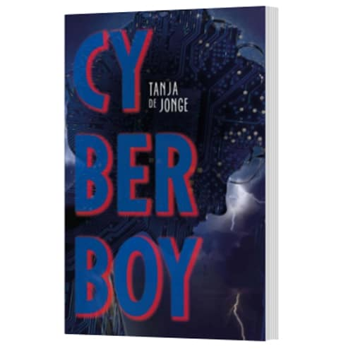 Cyberboy - Tanja de Jonge, boeken over robots en technologie
