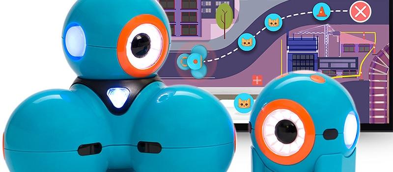 Dash en Dot en Bee-Bot voor IKC de Bosvlinder