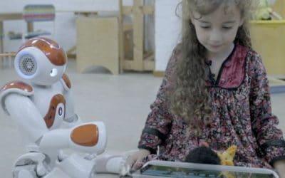 De robot als hulpmiddel voor het onderwijs