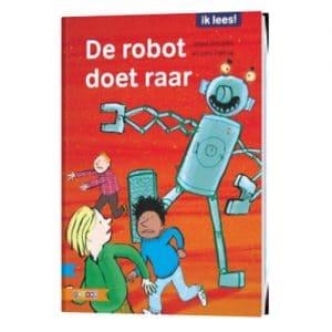 De robot doet raar - Jozua Douglas