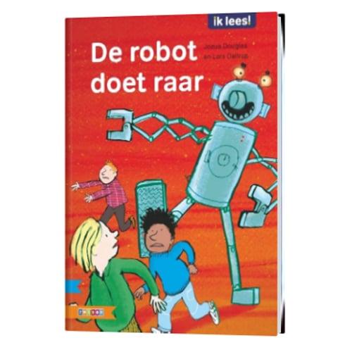 De robot doet raar - Jozua Douglas, boeken over robots en technologie