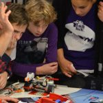 FIRST LEGO® League Rijmond wedstrijden in robotica