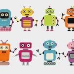 RobotOnderwijs bestaat 1 jaar - Het grote robot kennisspel