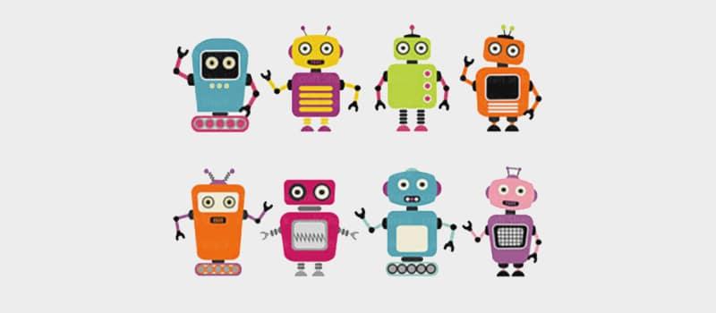 RobotOnderwijs bestaat 1 jaar en trakteert