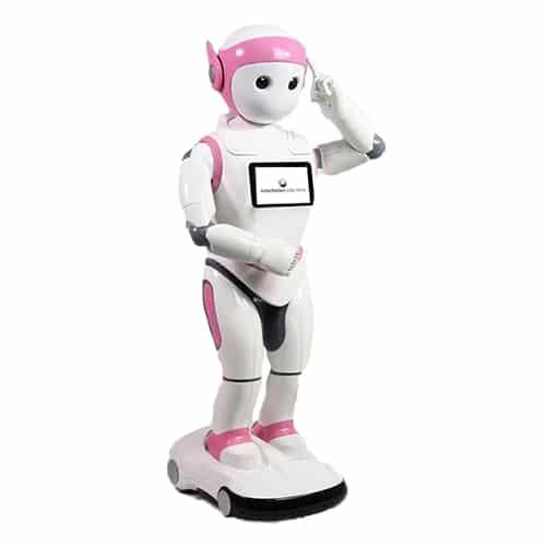 IPALcoach onderwijsrobot
