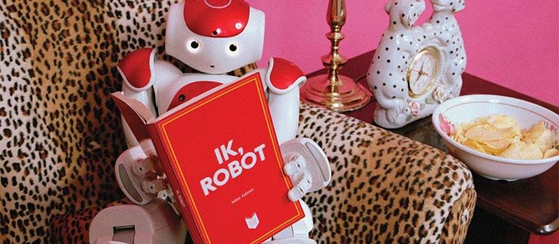 Ik, robot – Isaac Asimov