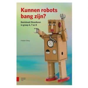 Kunnen robots bang zijn? - Heleen Booy, boeken over robots en technologie