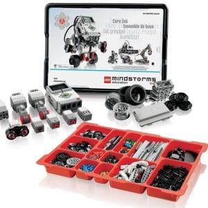 Lego Mindstorms EV3 educatie