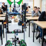 Lerarentekort op termijn oplossen met robots