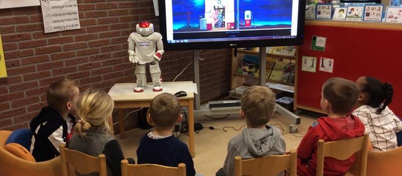 'Robots zijn ontzettende horken', dankzij hen kunnen wij menselijker werk doen