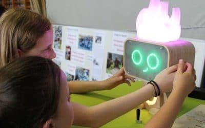 Meer quality time voor ouder en kind dankzij robot Pieksie