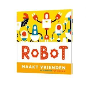 Robot maakt vrienden - Tijn Snoodijk