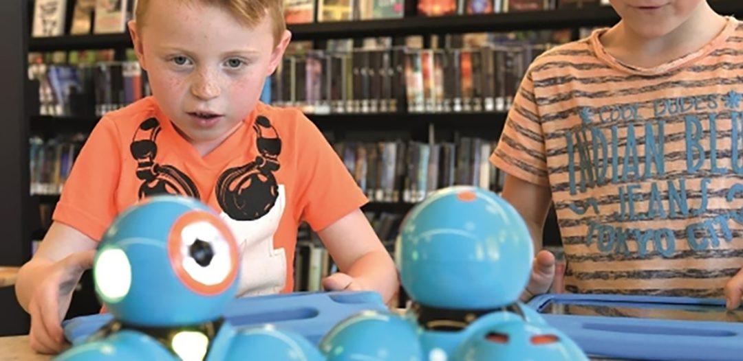Robotmiddag in Bibliotheek Veendam