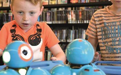 Robotmiddag in Bibliotheek Veendam 5 december 2018