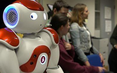 Robots tegen faalangst