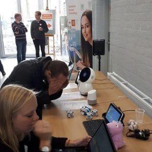 TechXperience Robot voor voortgezet onderwijs