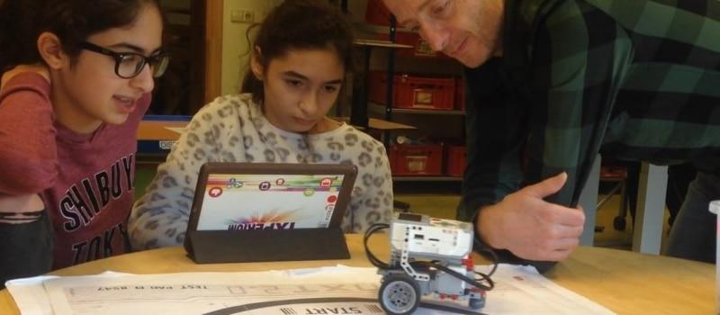 Uniek bereidt leerlingen voor op de toekomst met programmeren