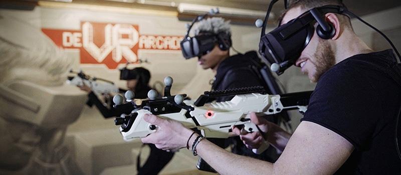 Interview met onze stagiair Sam over zijn VR beleving