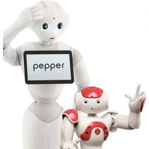Echte robots programmeren