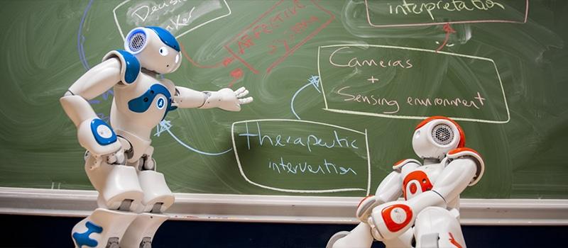 Robots in de klas