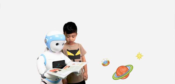 IPAL bij autisme en concentratieproblemen, robot bij autisme en concentratieproblemen